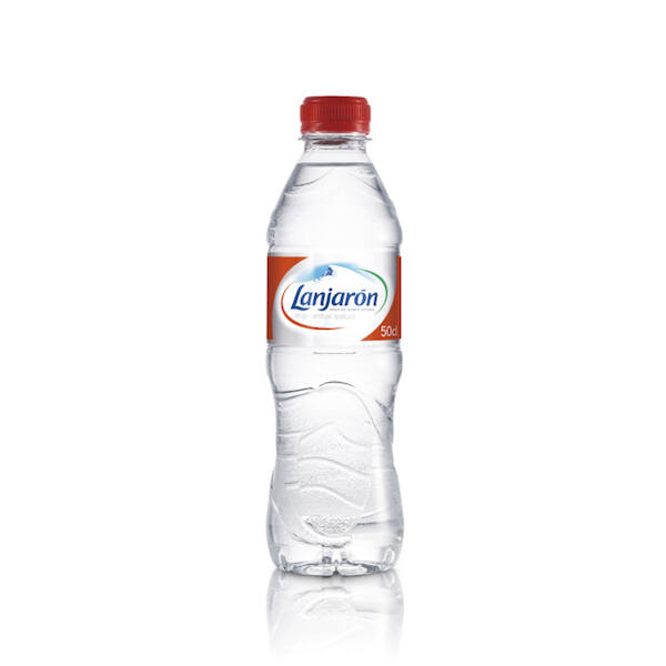 Agua lanjarón 50cl